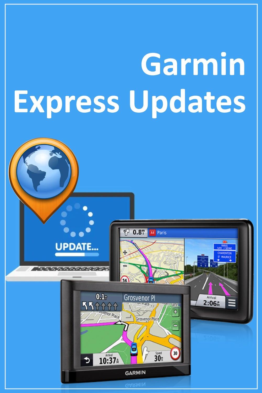 Garmin express plugin