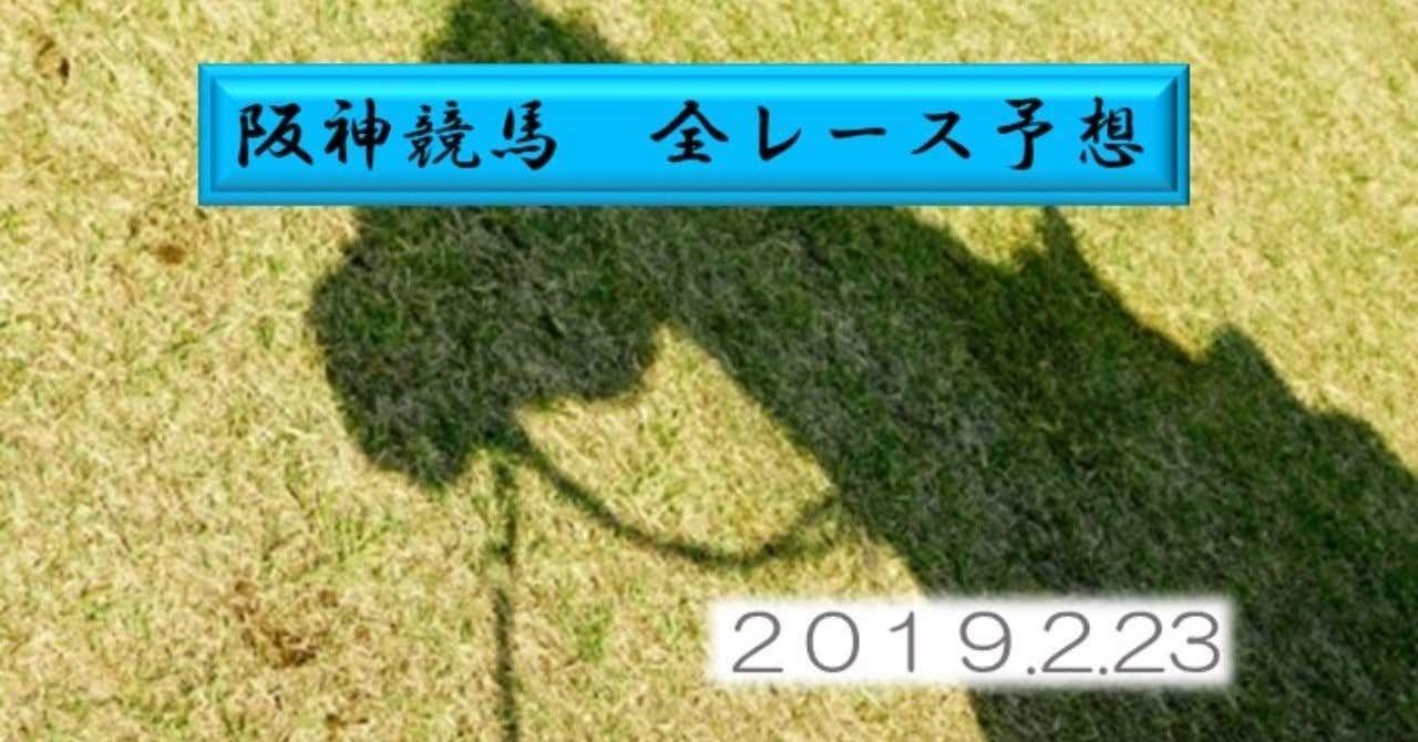 阪神競馬全