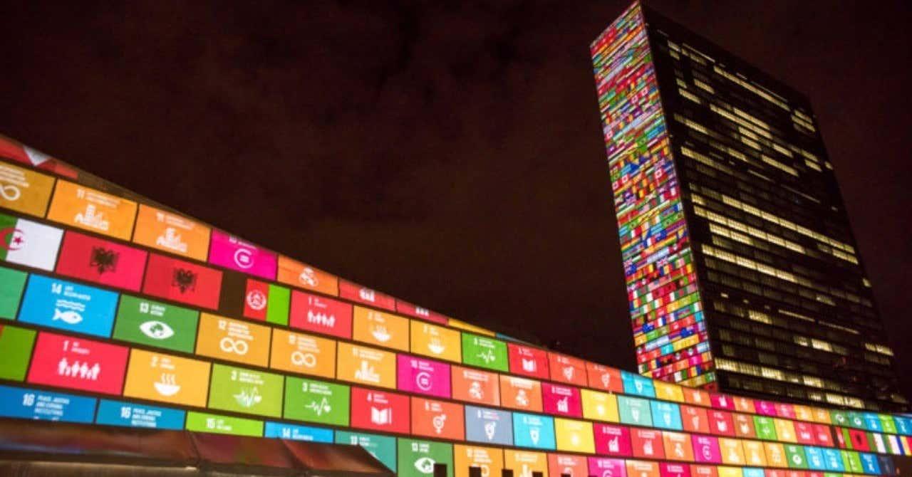 SDGsプロジェクション