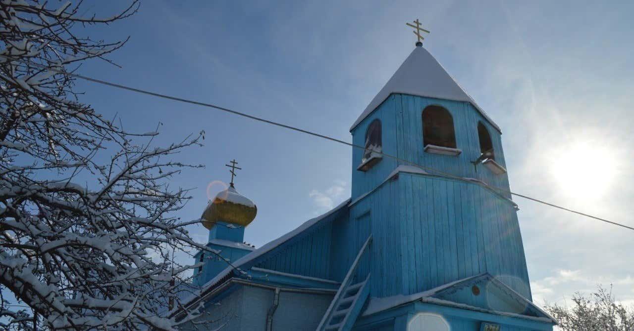 Annanevaの教会