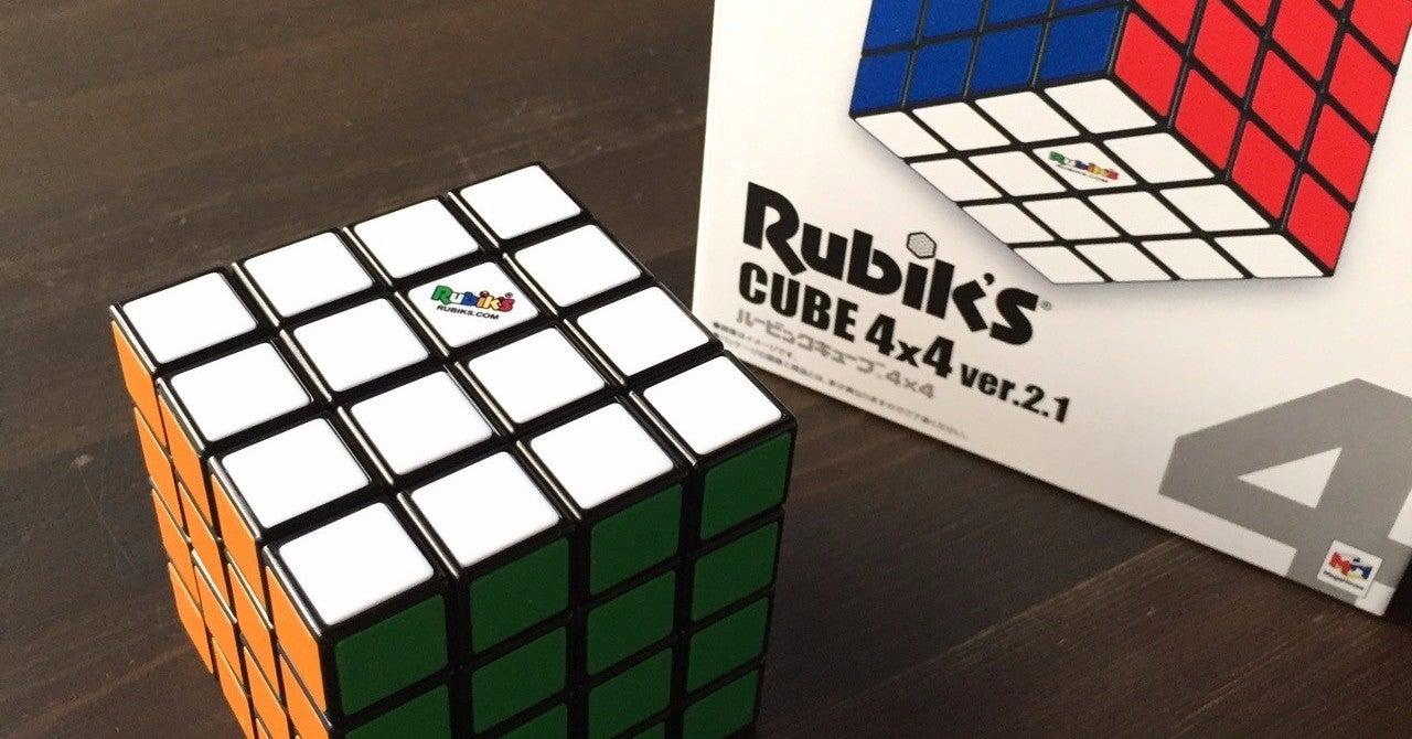 キューブ 4x4 ルービック