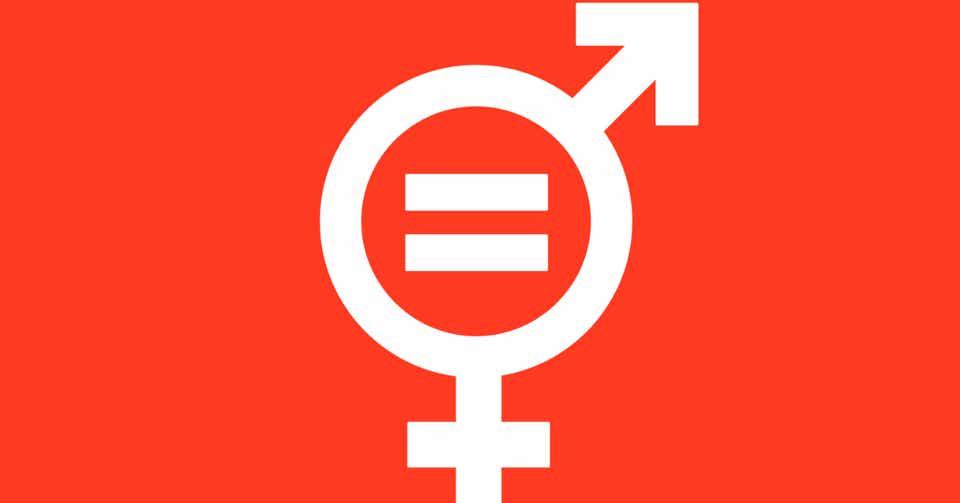 ジェンダー 平等 を 実現 しよう