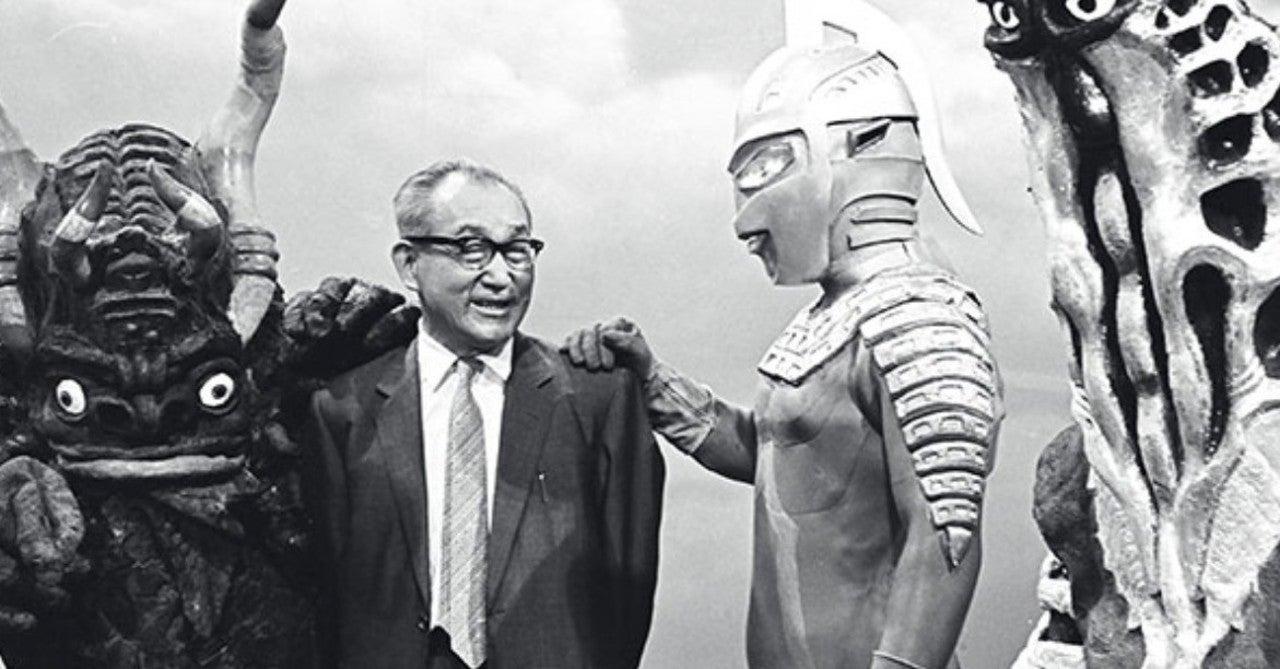 円谷特技プロダクション、1960年代の軌跡|ほうとうひろし Hiroshi ...