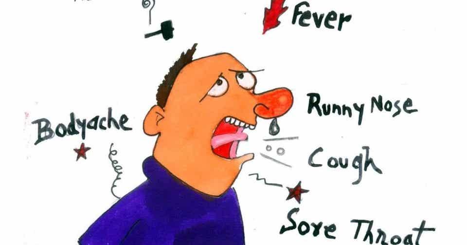 喉 ガラガラ 治す