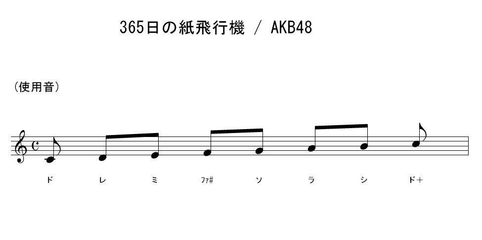 日 紙 飛行機 の 365 AKB48 365日の紙飛行機