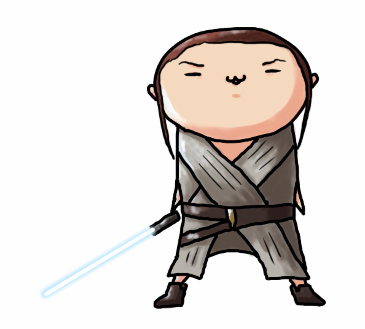 スター ウォーズ エピソード9 The Rise Of Skywalker 解禁 ふじ ラクガキ人 Note