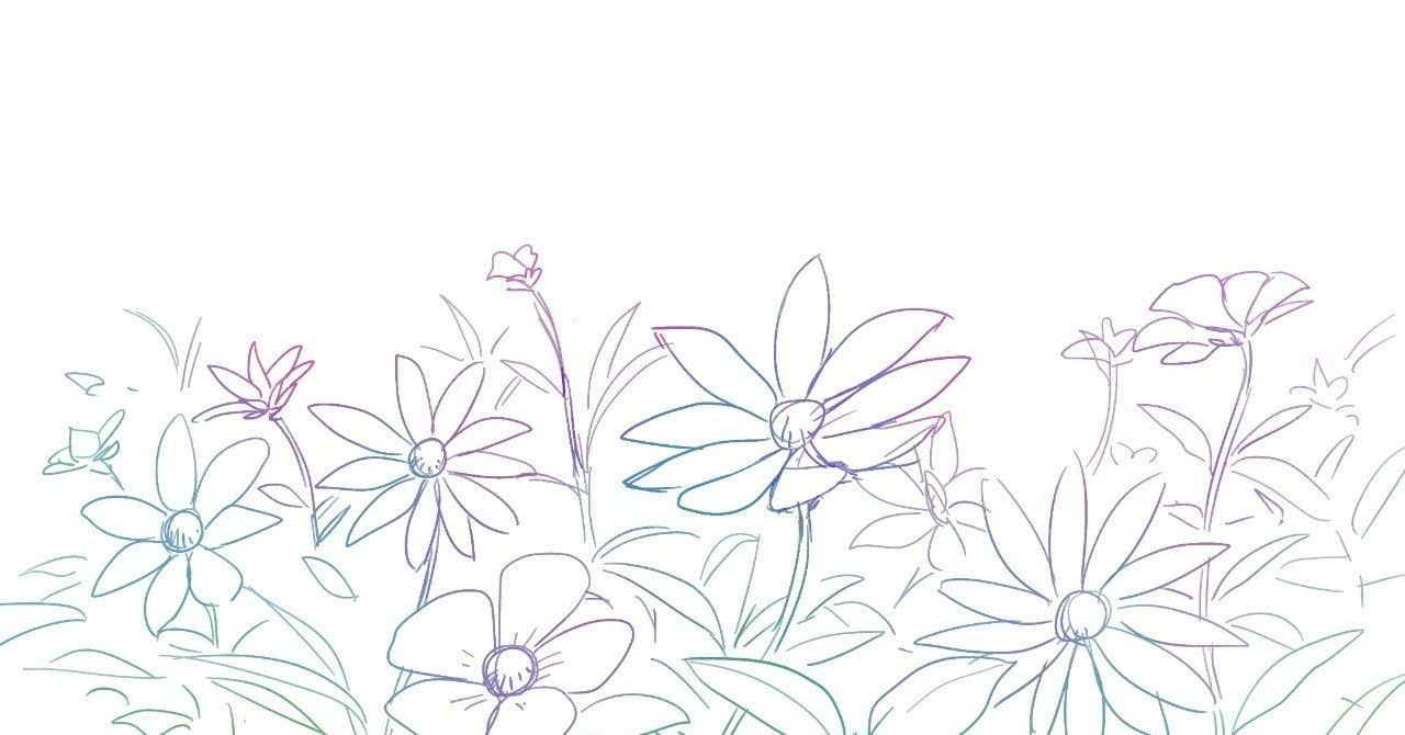 4巻トレーラー花