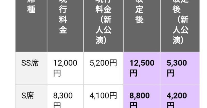 歌 チケット 宝塚 劇団