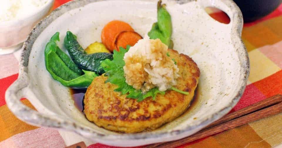 豆腐 ハンバーグ レシピ 人気