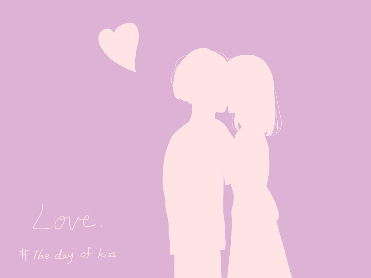 イラスト The Day Of Kiss Mado Note
