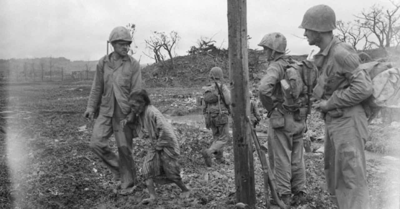 沖縄戦:1945年5月27日】第32軍、首里放棄・南部撤退開始 「日本軍人 ...