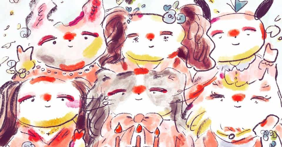 Vol 7 韓国のイラストレーターさんの作品がかわいすぎる件 Aoitatan Note