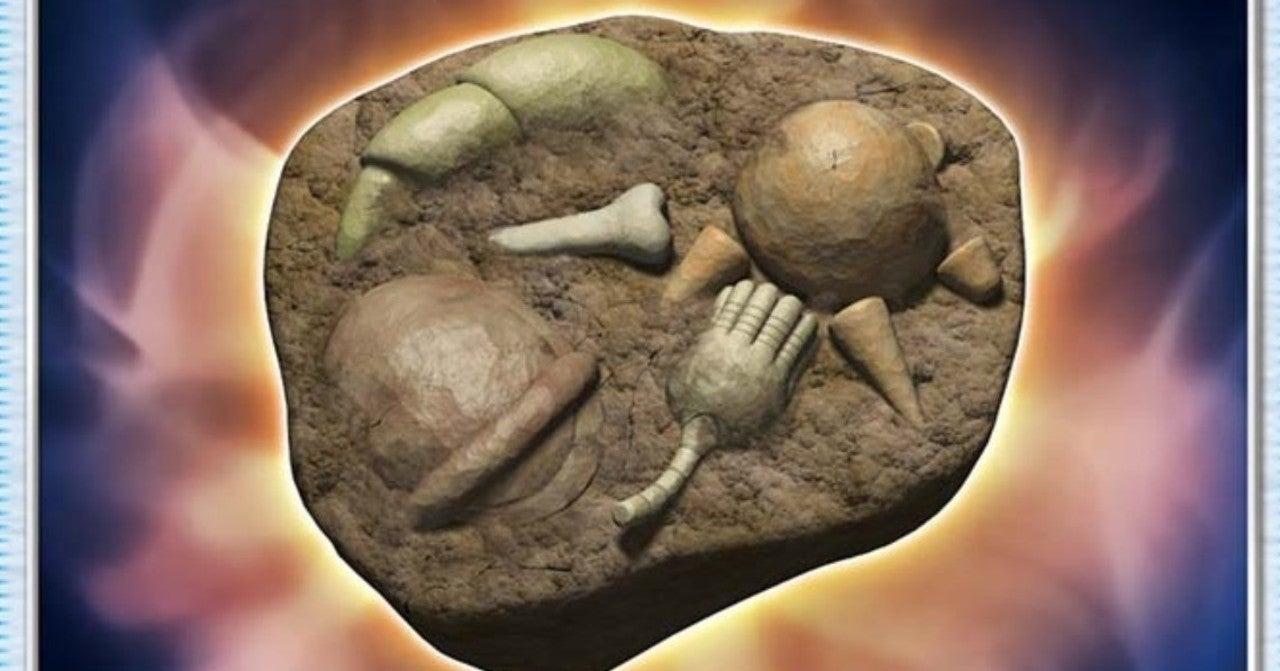 一覧 化石 ポケモン