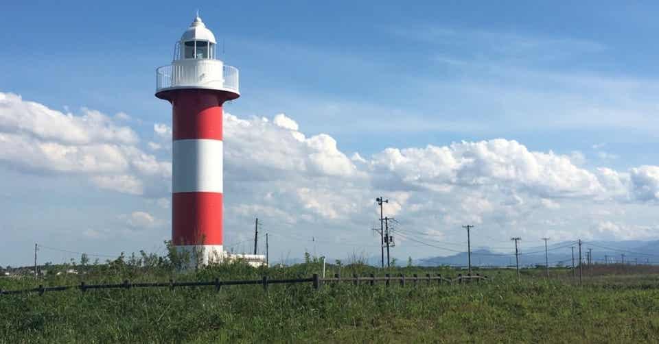 レポ25:石狩灯台(2019/6/2)|続・灯台護(とうだいもり)プロジェクト ...