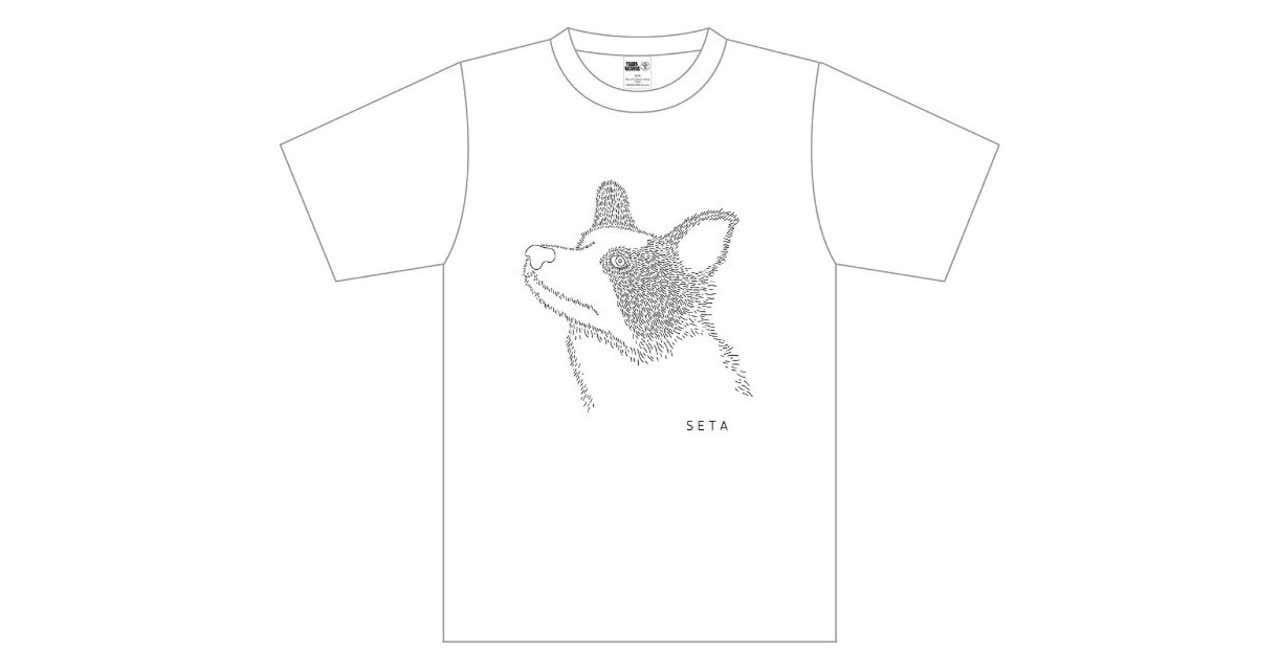 SETA-T_QRコードTシャツ画像