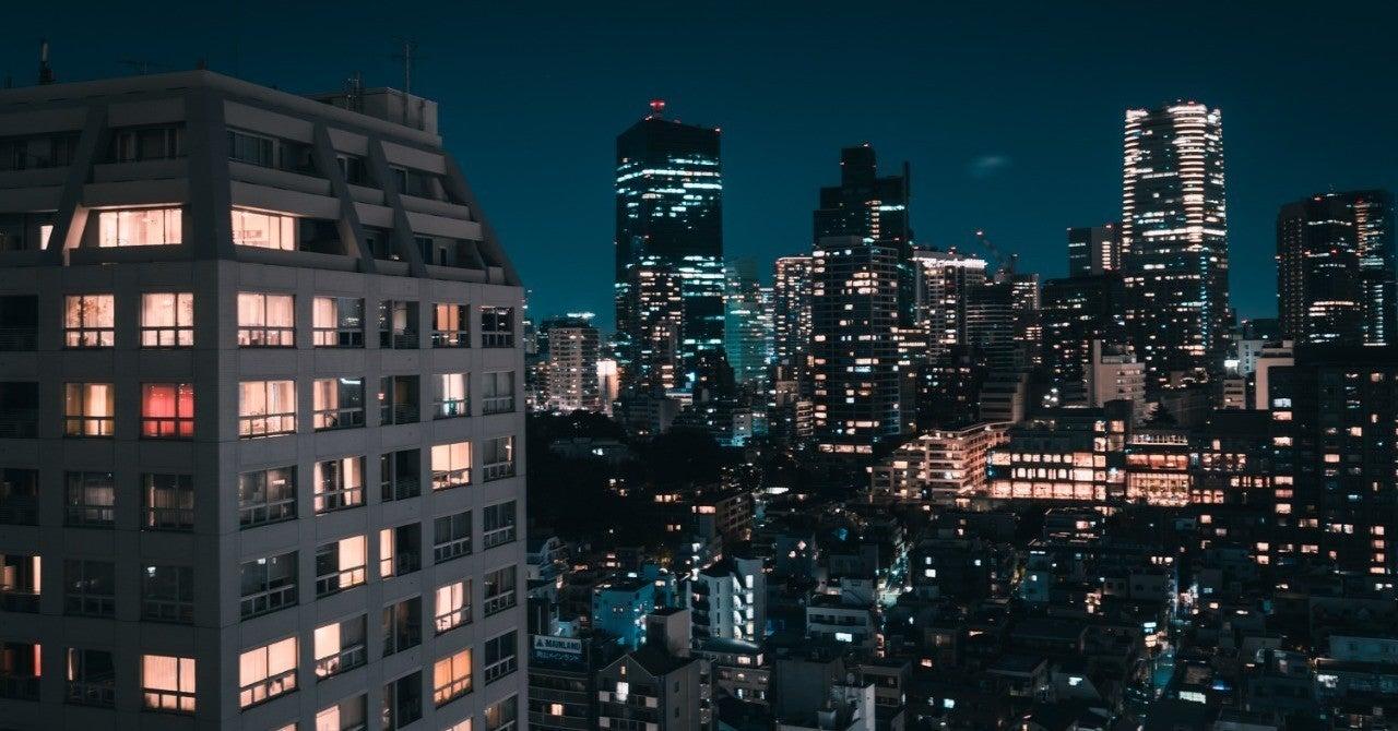都会の夜を撮り続ける理由|Yukinori Hasumi|note