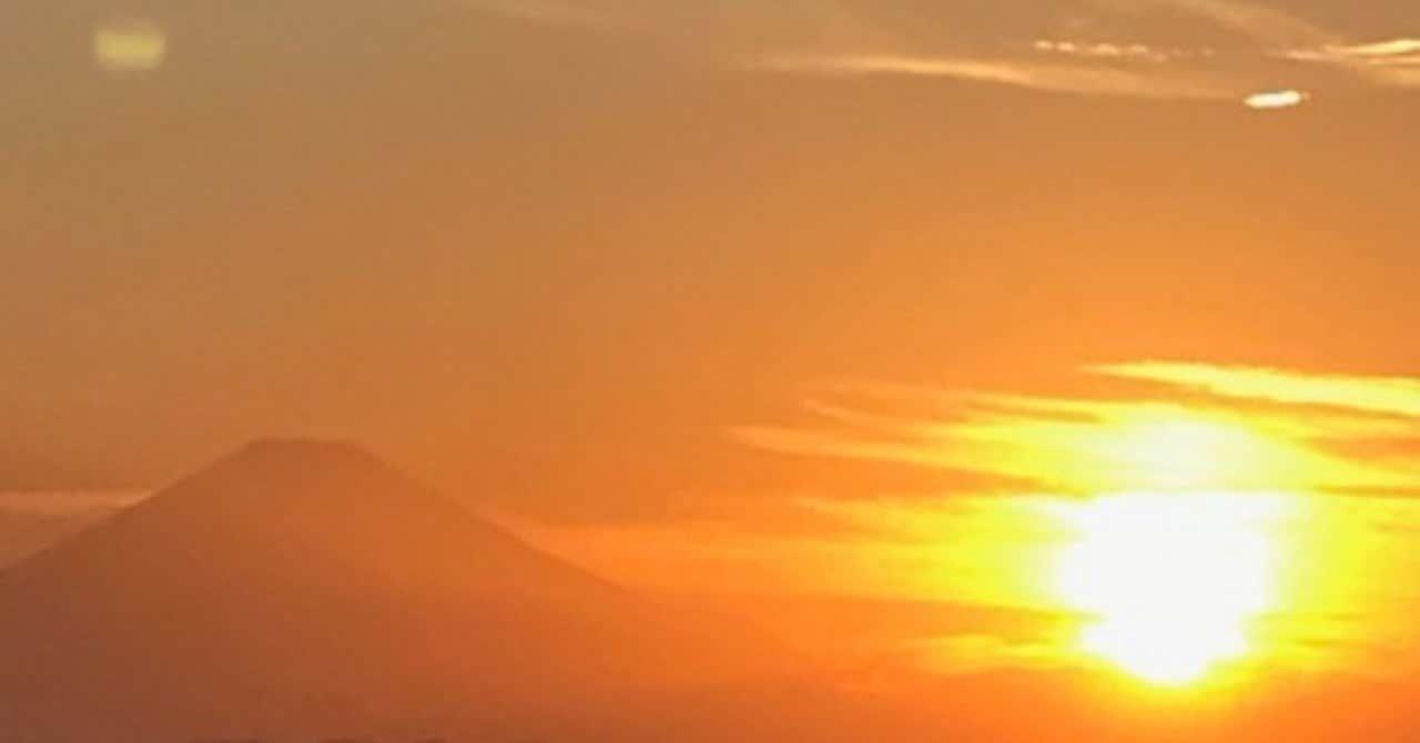 湘南の富士