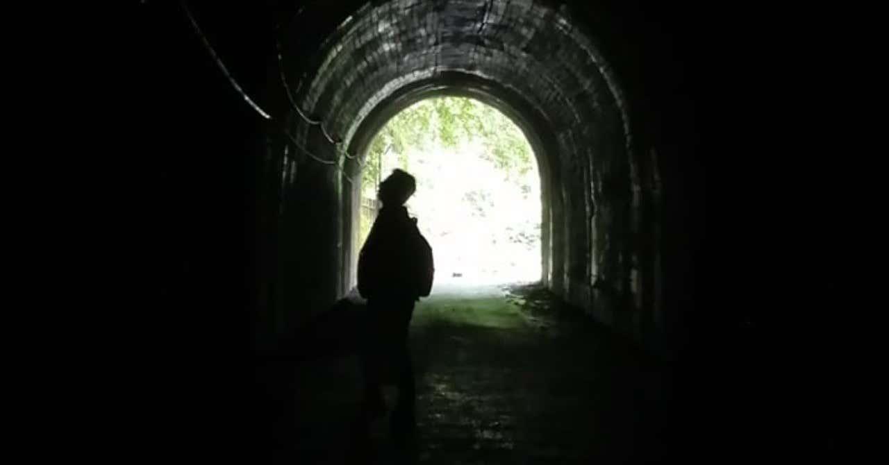 トンネルと自分