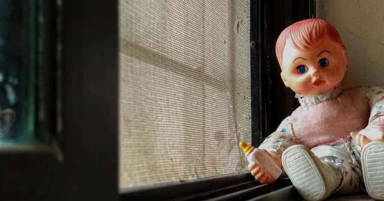 赤ちゃん まばたきしない