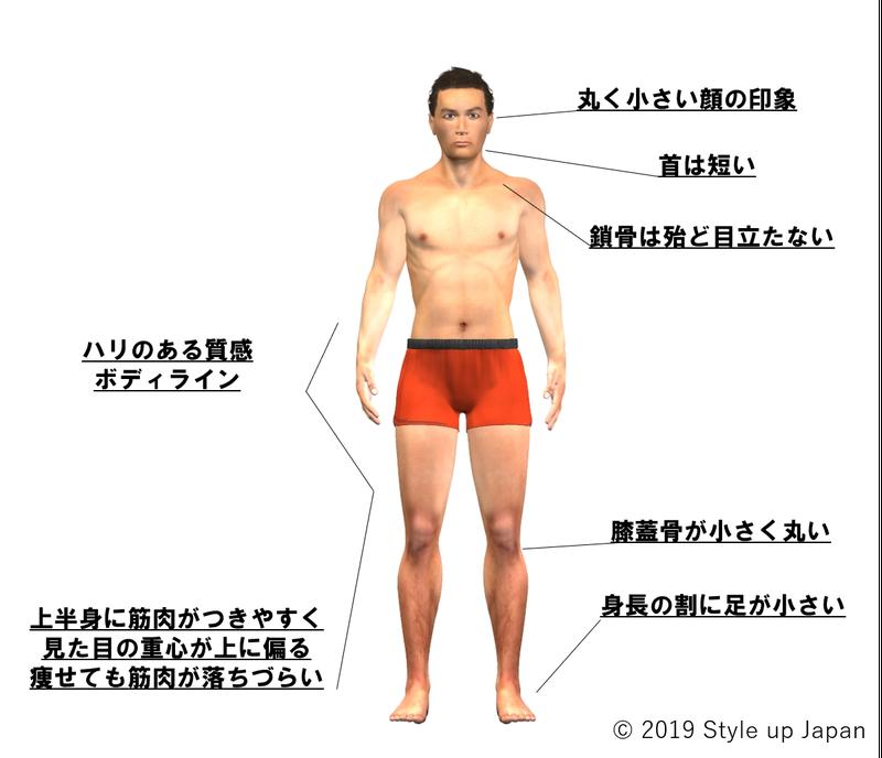 メンズ 骨格 診断 メンズ顔タイプ診断 フレッシュタイプの似合うモノ|ひろゆき@メンズファッションコンサルタント|note