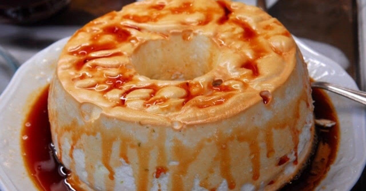 ポルトガルのメレンゲケーキモロトフのレシピ めぐみ note