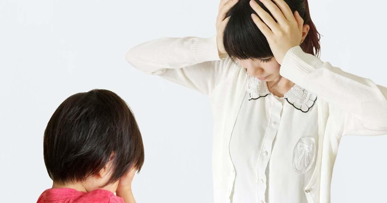 _photo_AC_しつけに悩む母親