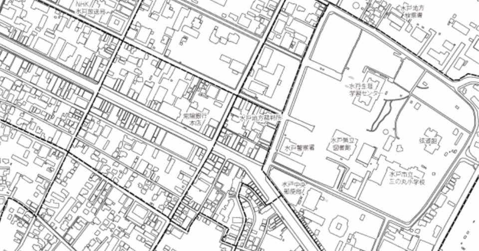 実習編 非専門家のためのqgis 基盤地図情報を使った身近な地域の