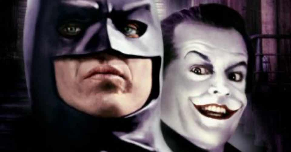 バットマン ティム バートン