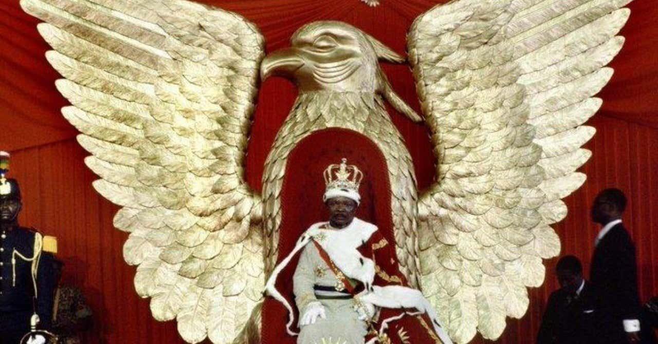 皇帝になろうとした男 中央アフリカ帝国皇帝ボカサ1世 大山敬義 ...