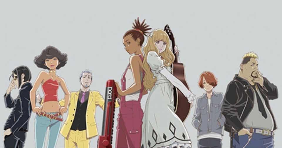 音楽好きが見るべきアニメ「キャロル&チューズデイ」が素晴らしすぎた|DADA|note