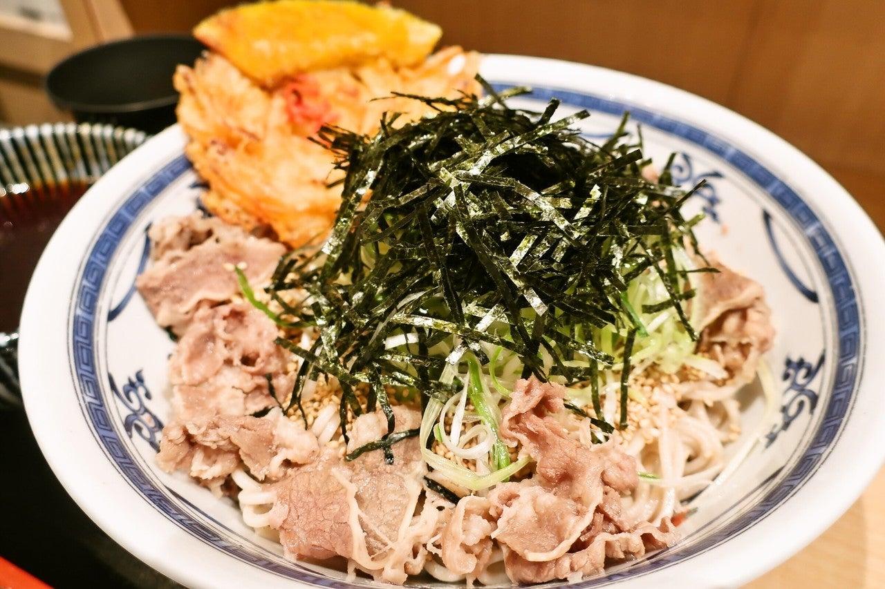 つゆ レシピ 蕎麦