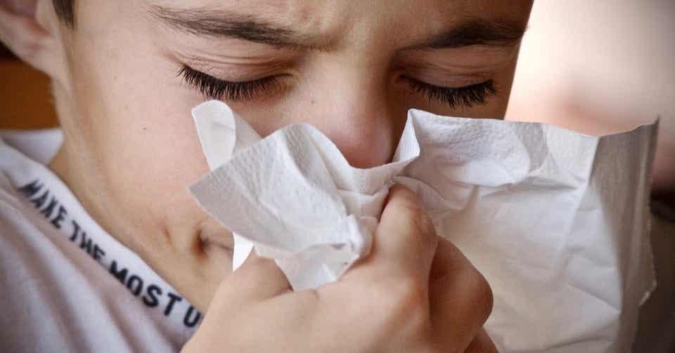 寒暖 差 アレルギー 症状