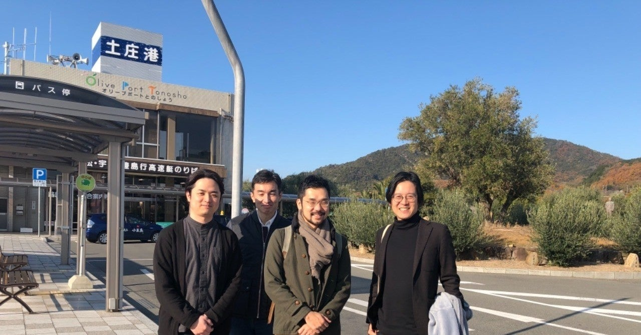 年末のご挨拶と小豆島(土庄港中心)、柳生好彦さん訪問日誌(2019年12月9日週)