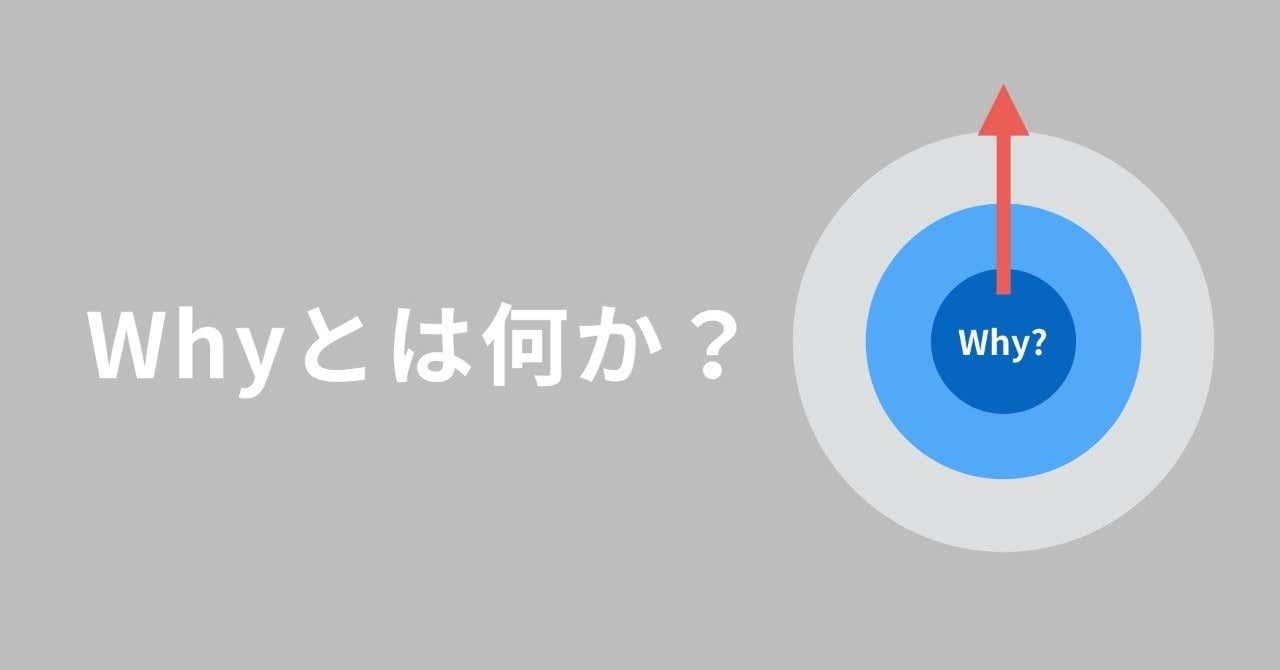 Whyとは何か