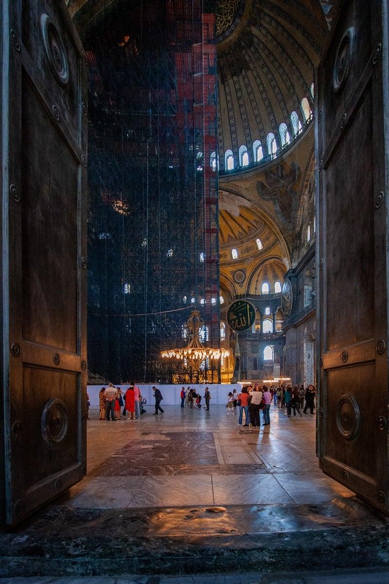 世界遺産「イスタンブール歴史地域」 Zenpaku note