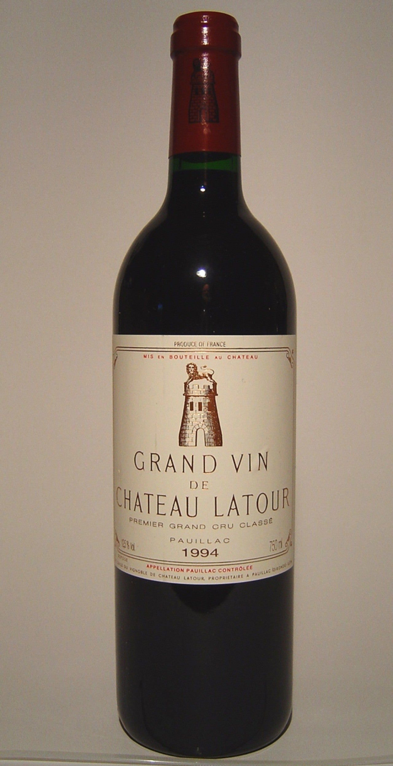 ラトゥール 1959 シャトー