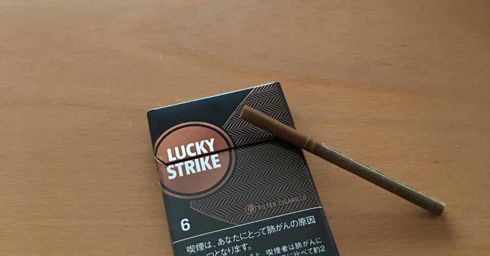 ラッキー ストライク 新作
