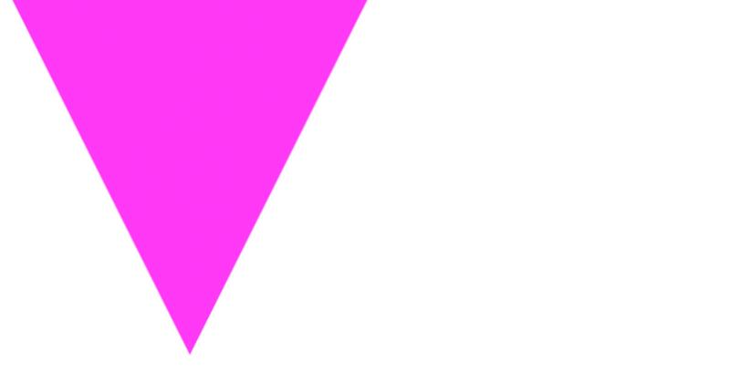 ピンク トライアングル