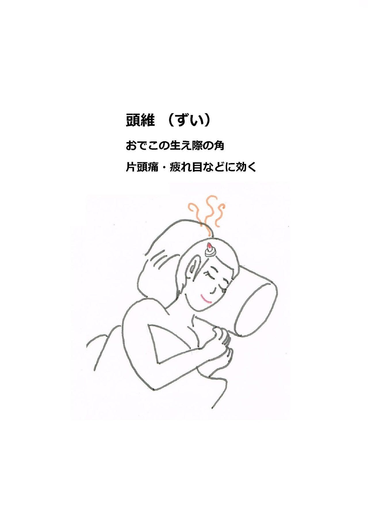 ツボ 偏 頭痛