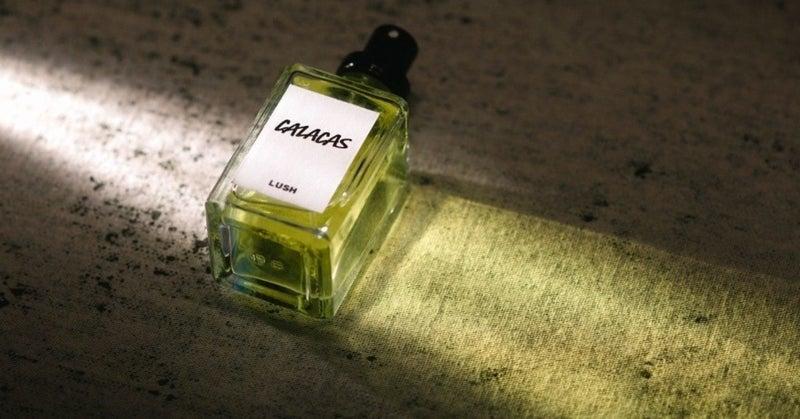 lush香水