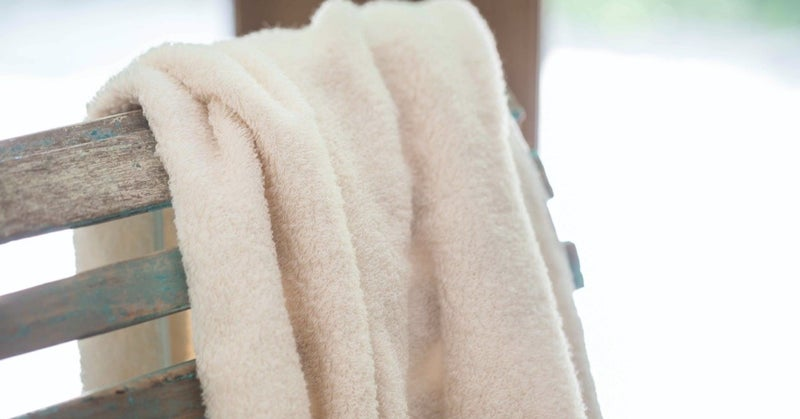 素早く拭けてすぐ乾く「こころばせ」ラミーコットンタオルに込められたメイドインジャパンのこだわり