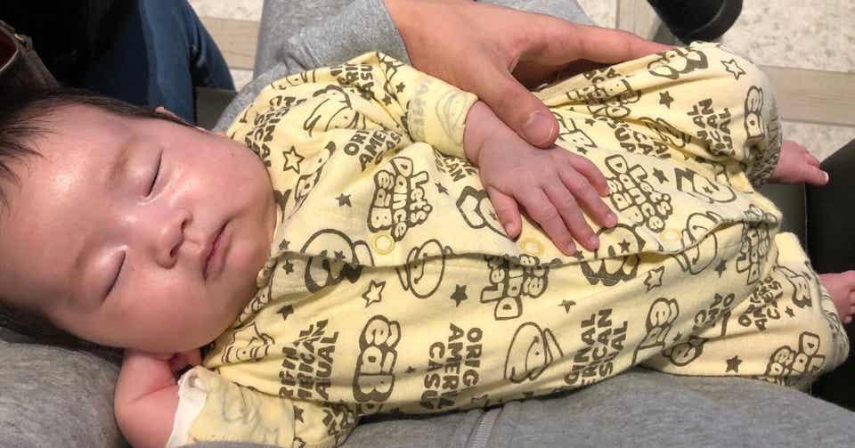 赤ちゃん 泣き 止ま ない 2 ヶ月