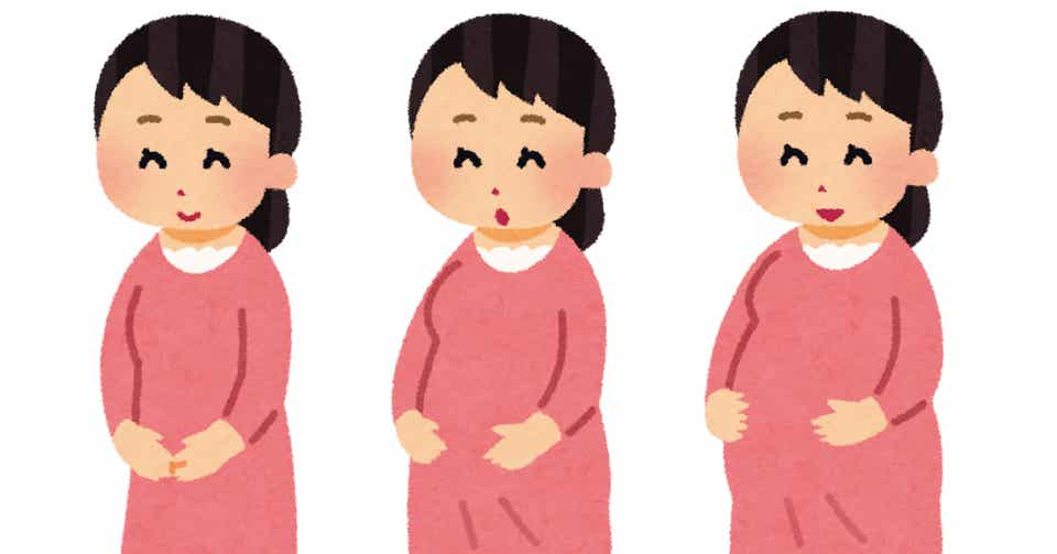 妊娠初期 服装