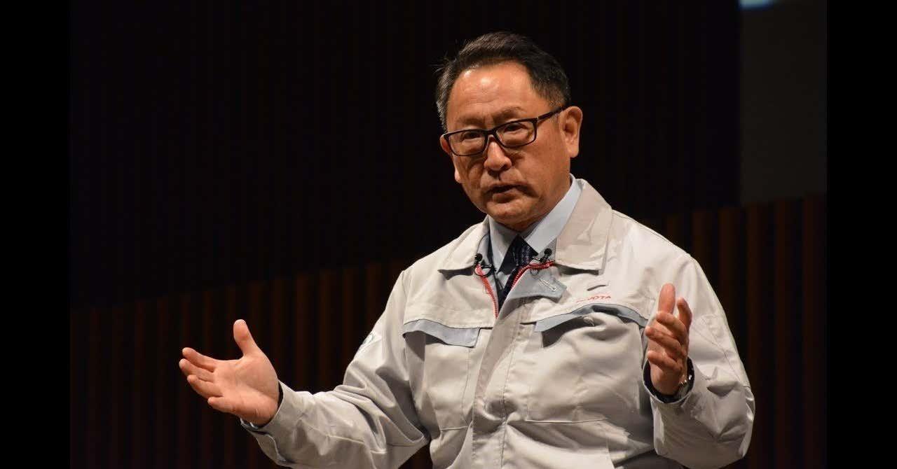 豊田章男社長が年頭所感スピーチで見せた巨大組織を動かすための ...