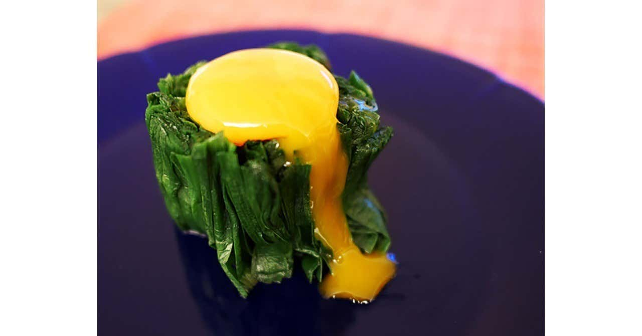 note_27_ゆでニラ卵黄