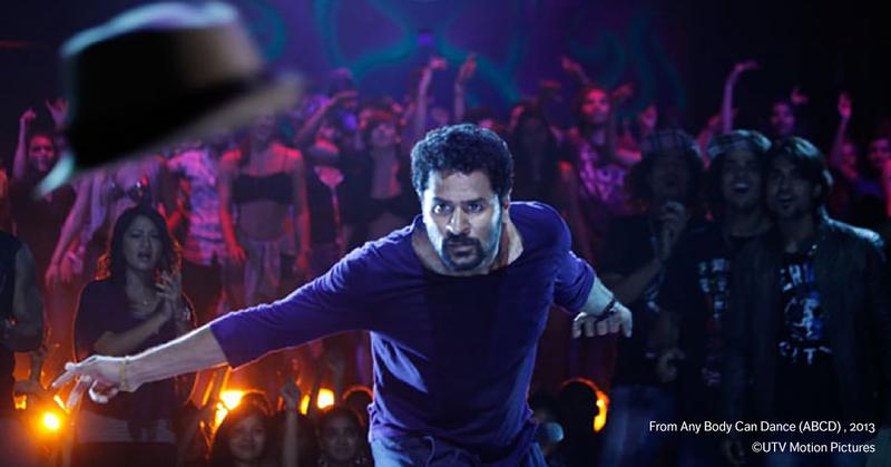 映画 ダンス インド