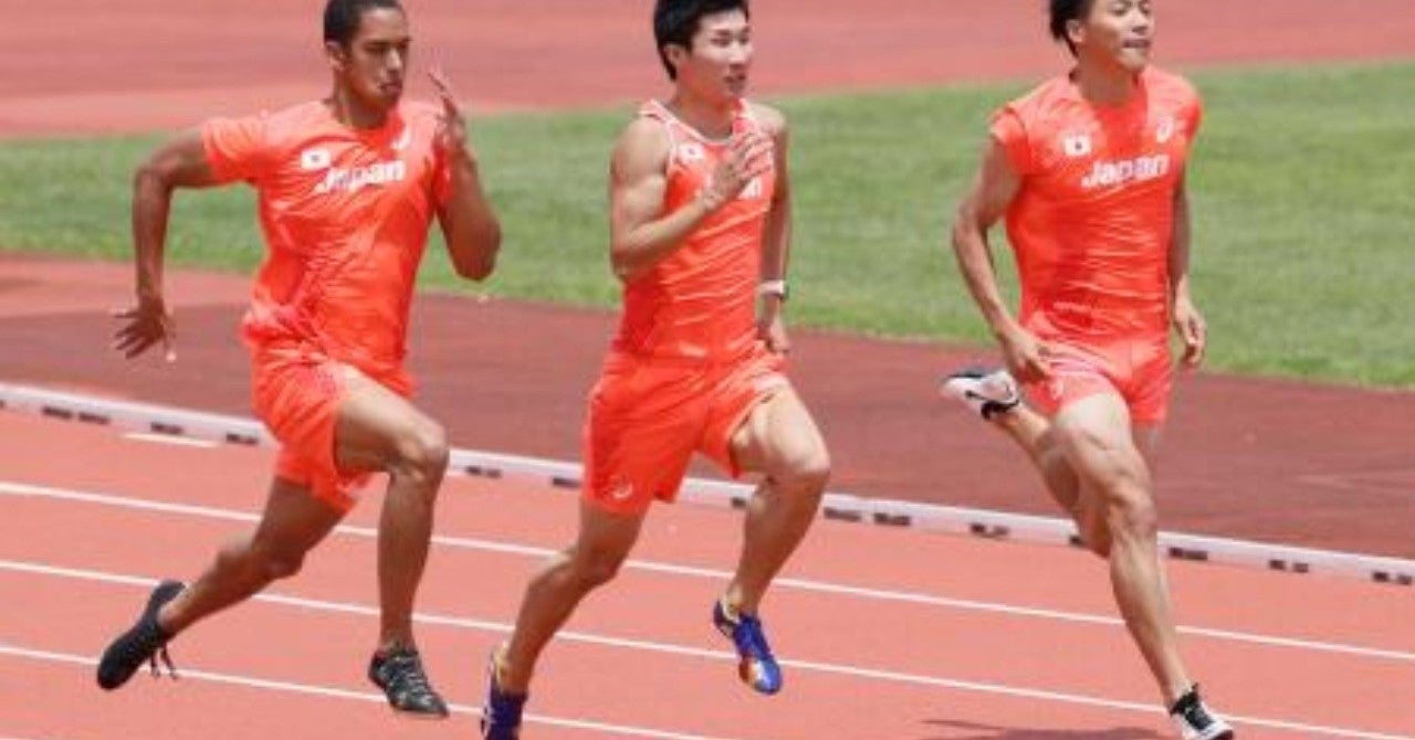 短距離選手に大事な股関節の動きの話 もっさん/速く走るをサポート note
