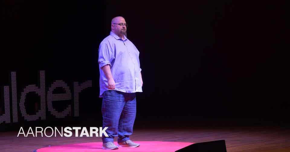 私はもう少しで学校で銃を乱射するところでした]魂の叫びのTEDスピーチ ...
