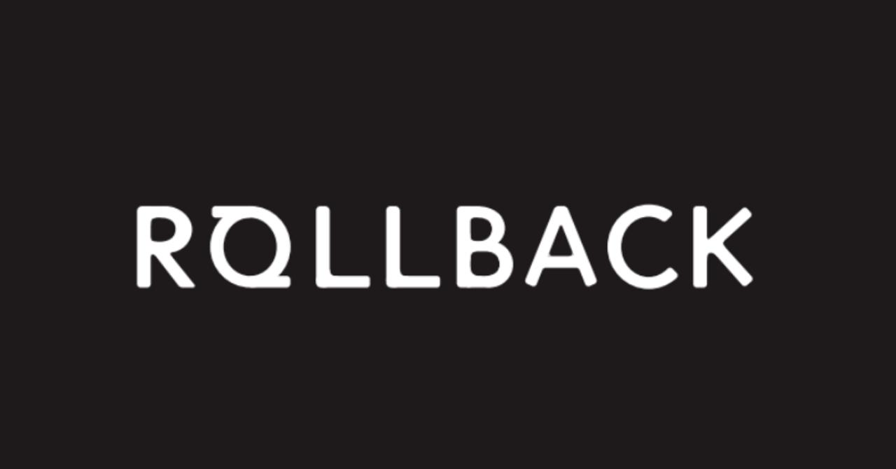 rollback_黒