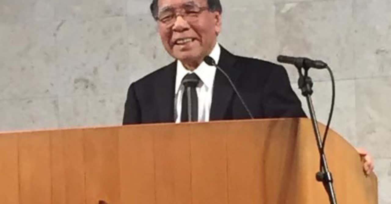 東京新年聖会の牧師先生スピーチ 野猿(やえん) note